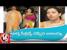 Balakrishna Reveals Secrets About His Wife | Tollywood Gossips | V6 News - http://www.indialikes.com/2016/06/17/balakrishna-reveals-secrets-about-his-wife-tollywood-gossips-v6-news/
