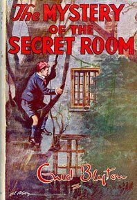 The Mystery of the Secret Room by Enid Blyton