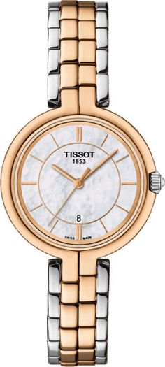 Tissot Watch Flamingo #basel-15 #bezel-fixed #bracelet-strap-gold #bracelet-strap-gold-pvd #brand-tissot #case-depth-6-35mm #case-material-rose-gold-pvd #case-width-26mm #date-yes #delivery-timescale-call-us #dial-colour-white #gender-ladies #luxury #movement-quartz-battery #new-product-yes #official-stockist-for-tissot-watches #packaging-tissot-watch-packaging #style-dress #subcat-t-trend #supplier-model-no-t0942102211100 #warranty-tissot-official-2-year-guarantee #water-resistant-50m