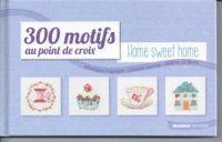 "Gallery.ru / Ulka1104 - Альбом ""300 MOTIFS AU POINT DE CROIX (HOME SWEET HOME)"""
