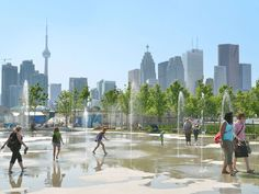 8 hidden gems in Toronto: The city is full of cool and unusual spots for your family to geek out over—if you know where to look! Todays Parent, Public Realm, Waterfront Homes, Toronto Canada, Civil Engineering, Urban Landscape, Water Features, Landscape Architecture, Family Travel