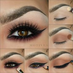 A pictorial by @auroramakeup using #motivescosmetics