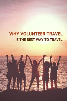 Find out why thousands of travelers believe that volunteer travel with IVHQ is the best way to travel. Ways To Travel, Work Travel, Volunteer Overseas, Good Cause, Field Guide, Travel Quotes, The Places Youll Go, Traveling By Yourself, Travel Inspiration