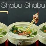 Shabu Shabu しゃぶしゃぶ