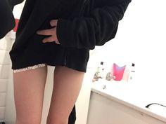 ~ Thinspo ~ Thigh gap ~ pale thinspo ~ grunge thinspo ~ tiny legs ~ autumn thinspo ~ winter thinspo ~ tiny thighs ~ skinny ~ thin ~