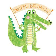 Louise Anglicas - LAS_crocodile Birthday