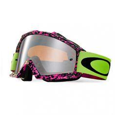 Oakley Proven Goggles - Viper Room Neon Iridium e7383f2aa89