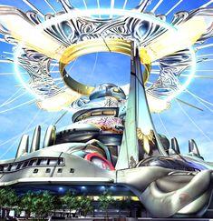 Balamb Garden | Final Fantasy VIII