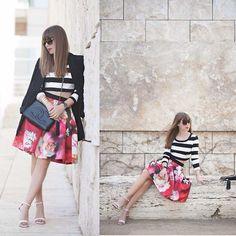 #skirt #midi
