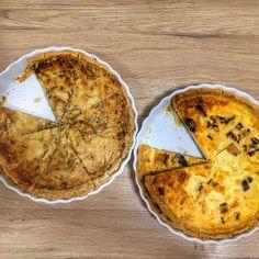 #quiche #quichelorraine #quicherecipes #bacon #onion #creamcheese #eggs #crust #crustlessquiche #quichelorrainerecipe Quiche Lorraine, I Foods, Camembert Cheese, Muffin, Breakfast, Morning Coffee, Muffins, Cupcakes