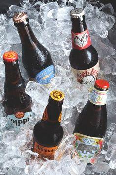 Top 5 Super Bowl Beers // HonestlyYUM Source by honestlywtf Beer Cocktail Recipes, Beer Recipes, Kombucha, Super Bowl, Beer Shot, Brewing Equipment, Beer Brands, German Beer, Best Beer