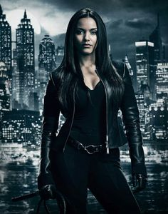 Jessica lucas as Tabitha- Gotham Season 4 Jessica Lucas, Gotham News, Gotham Tv, Gotham Girls, Le Joker Batman, Gotham Batman, Gotham Season 4, Gotham Series, Tv Series