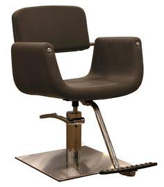 Corsa Styling Chair in Bark $259