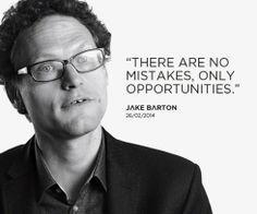 SPEAKER // Jake Barton | Design Indaba