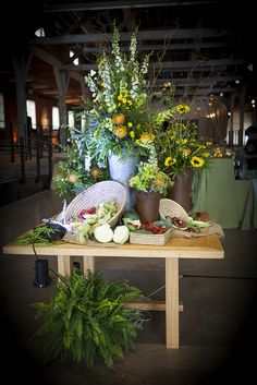 Farm To Fork Dinner at The Bean Market in Lake City, j forest photo