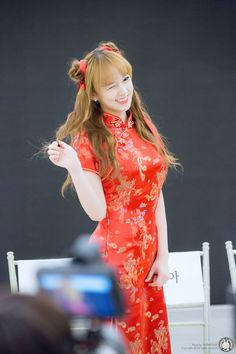 WJSN - Chéng Xiāo #성소 #程瀟 #청샤오 #입덕요정 at 'Would you like girls' fanmeeting 160602 Mnet #우주소녀 #우주LIKE소녀 팬 간담회