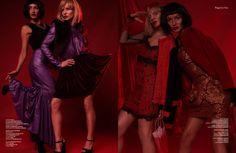 sukienka żakadowa od Gabrieli Hezner w publikaci Pump Magazine   USA Los Angeles w sesji zdjęciowej pojawiła się sukienka od Gabrieli Hezner - żakardowa w kolorze złota i czerwieni The Red Editorial Edition do kupienia tutaj: http://www.magcloud.com/browse/issue/1335806 strony 52-63 Za całość odpowiada wyjątkowa ekipa jak poniżej, a kolekcje m.in. od PolscyProjektanci.com : Creative Director & Stylist : Kamil Stanisław Olesiak Models : Grażyna Grochowska & Monika Kupiec MUA & Hair: Kasia…