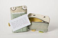 adorable gift-card holder