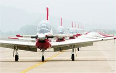 KT-1 웅비 :: 네이버캐스트 Military Weapons, Air Force, Fighter Jets, Aircraft, Military Guns, Aviation, Planes, Airplane, Airplanes