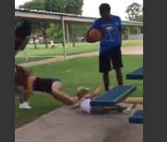 SHOCK VIDEO! Black Teen Beats, Kicks White Girl Holding Her Toddler Jim Hoft Jun 24th, 2015 Read more: http://www.thegatewaypundit.com/2015/06/shock-video-black-teen-beats-kicks-white-girl-holding-her-toddler/#ixzz3dzpzW2FB