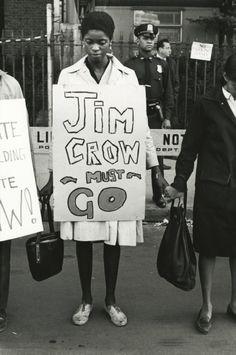 Bruce Davidson: Time of Change, 1962