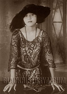 My Fair Lady | 1922 by Black History Album, via Flickr