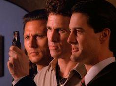 The Twin Peaks Dream Team!