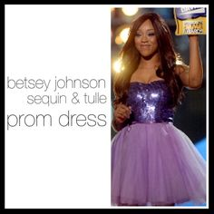 betsey johnson // NWT sequin tulle prom dress This dress is stunning. Perfect for prom, homecoming, parties, birthdays or New Years. The bottom is tulle and the bodice is sequined with a sweetheart neckline. Comes with optional thin purple satin straps. You can add a ribbon belt like the ladies did above to make it your own. Brand new with tags. ⭐️ Reduced from $198. Betsey Johnson Dresses Prom