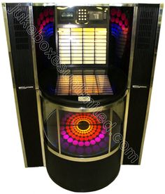 "1978 Seeburg ""Disco"" Jukebox"