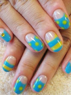 Modish Spring Nail Art Ideas - Paint your nails with fashion-forward shades and take inspiration from these modish spring nail art ideas. Beauty experts teach you how to nail down the hottest manicure designs.