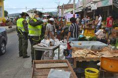 Noticias de Cúcuta: Ventas de pescado son inspeccionadas en Cúcuta