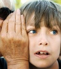 Teaching children to keep secrets can be confusing and harmful to them.