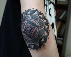 28 Amazing Elbow Tattoos (6)