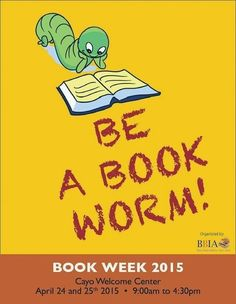 BBIA Book Week 2015