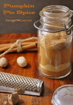 Farmgirl Gourmet Pumpkin Pie Spice - Farmgirl Gourmet