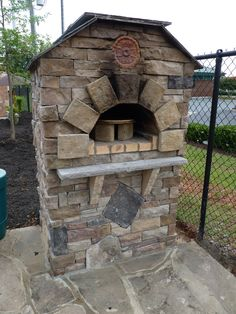 Outdoor Brick Oven | Latest Outdoor Kitchen and Outdoor Smoker Trends | Archadeck of ...