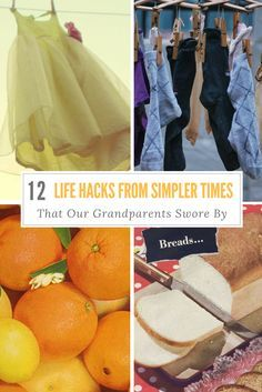 12 Life Hacks From Simpler Times That Our Grandparents Swore By