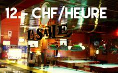 Tenté par un petit billard? Teste La salle - Pont d'Arve, un bar/brasserie/billard hors du commun, et économise 5.-CHF sur l'heure (12.-CHF au lieu de 17.-CHF)!