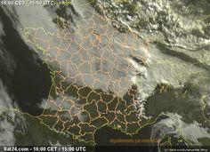 Suivi des nuages - Meteo Paris - Le premier site météo pour Paris et l'île-de-France