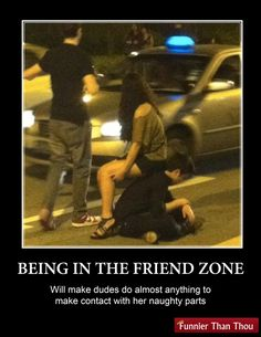 how to know if youre in the friendzone