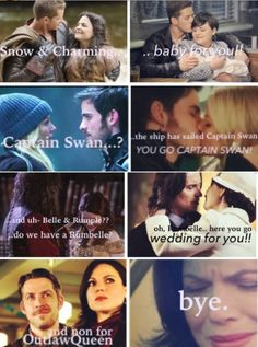 Grrrrr.....I mean I love all the other happy endings but why did they have to ruin Regina's