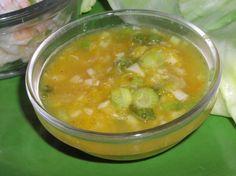Spicy Asian Orange Sauce - HCG Phase 2