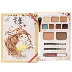 Buy e.l.f. Disney Belle An Enchanted Tale Beauty Book with free shipping on orders over $35, low prices & product reviews | drugstore.com