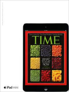 TBWA\Media Arts || Apple's iPad Mini Ads