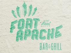 Fort Apache. Lost Type's Ranger