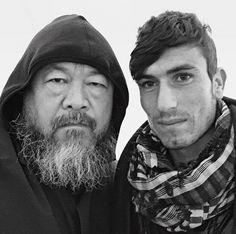 Quand l'art contemporain embrasse la cause des réfugiés