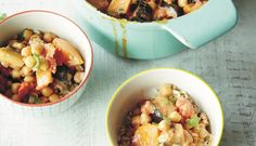 Coconut Thai Curry with Chickpeas