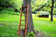 Everyday Rustic Quilt Ladder by PennRustics on Etsy
