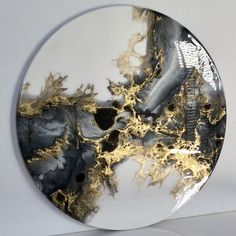 Resin Wall Art, Epoxy Resin Art, Diy Resin Art, Resin Artwork, Diy Resin Crafts, Acrylic Resin, Acrylic Pouring Techniques, Acrylic Pouring Art, Alcohol Ink Crafts