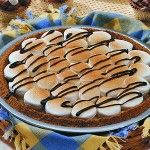 S'more ice cream pie recipie